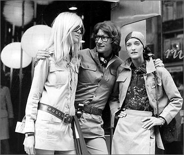 95f3bef3b62 Yves Saint-Laurent is easiest one of the greatest names in the history of  fashion